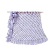 Go to Product: Caron Dreamy Crochet Wall Hanging in color