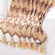 Go to Product: Bernat Ripple Beige Afghan in color