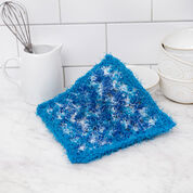 Go to Product: Red Heart Color Block Crochet Dishcloth in color
