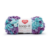 Go to Product: Red Heart Loop-It Yarn (100 g/3.5 oz) in color Turq'S And Caicos