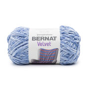 Go to Product: Bernat Velvet Yarn in color Smokey Blue