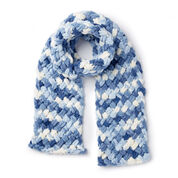 Go to Product: Bernat Alize EZ Criss-Cross Scarf in color