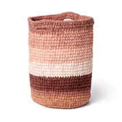 Bernat Crochet Stash Basket