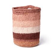 Bernat Crochet Stash Basket