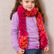 Go to Product: Red Heart Child's Hand Chain Scarf in color