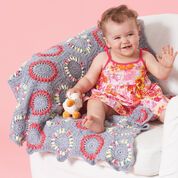 Go to Product: Bernat Hexagon Motifs Blanket in color