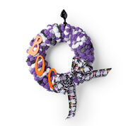 Go to Product: Red Heart BOO Halloween Wreath in color