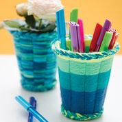 Caron Cup Weaving