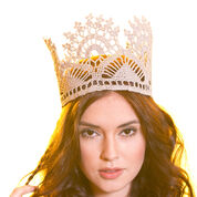 Go to Product: Red Heart Adult's Royal Crown in color