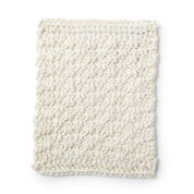 Go to Product: Red Heart Textured Blocks Dishcloth in color