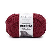 Go to Product: Bernat Blanket Yarn (300g/10.5 oz) in color Crimson