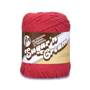 Go to Product: Lily Sugar'n Cream The Original Yarn in color Country Red
