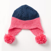 Go to Product: Caron Baby Earflap Hat in color