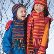 Go to Product: Patons Hat, Mittens and Scarf, Hat - Boys in color