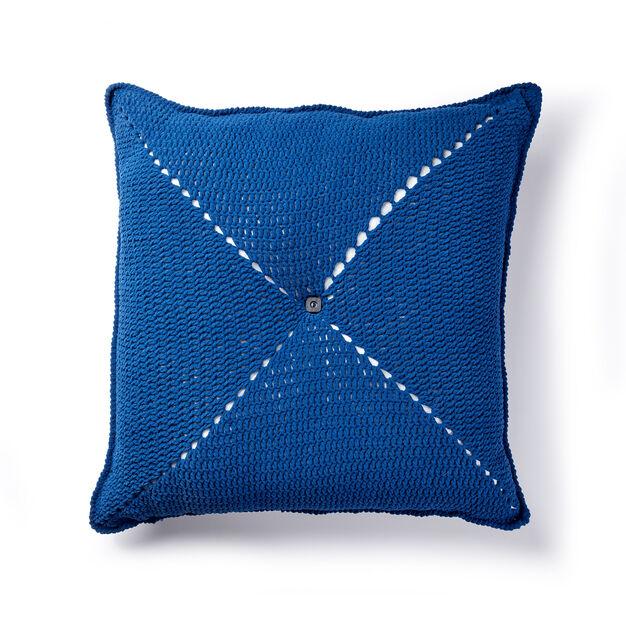 Bernat Easy Pet Bed To Crochet Pattern Yarnspirations