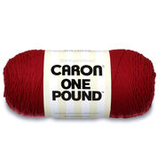 Go to Product: Caron One Pound Yarn in color Claret