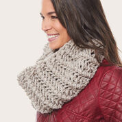Go to Product: Bernat Openwork Cowl in color