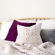 Red Heart Hygge Chic Throw