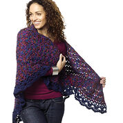 Go to Product: Caron Harlequin Shawl in color