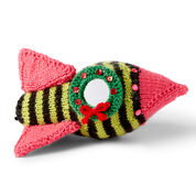 Go to Product: Red Heart Out of this World Knit Spaceship in color