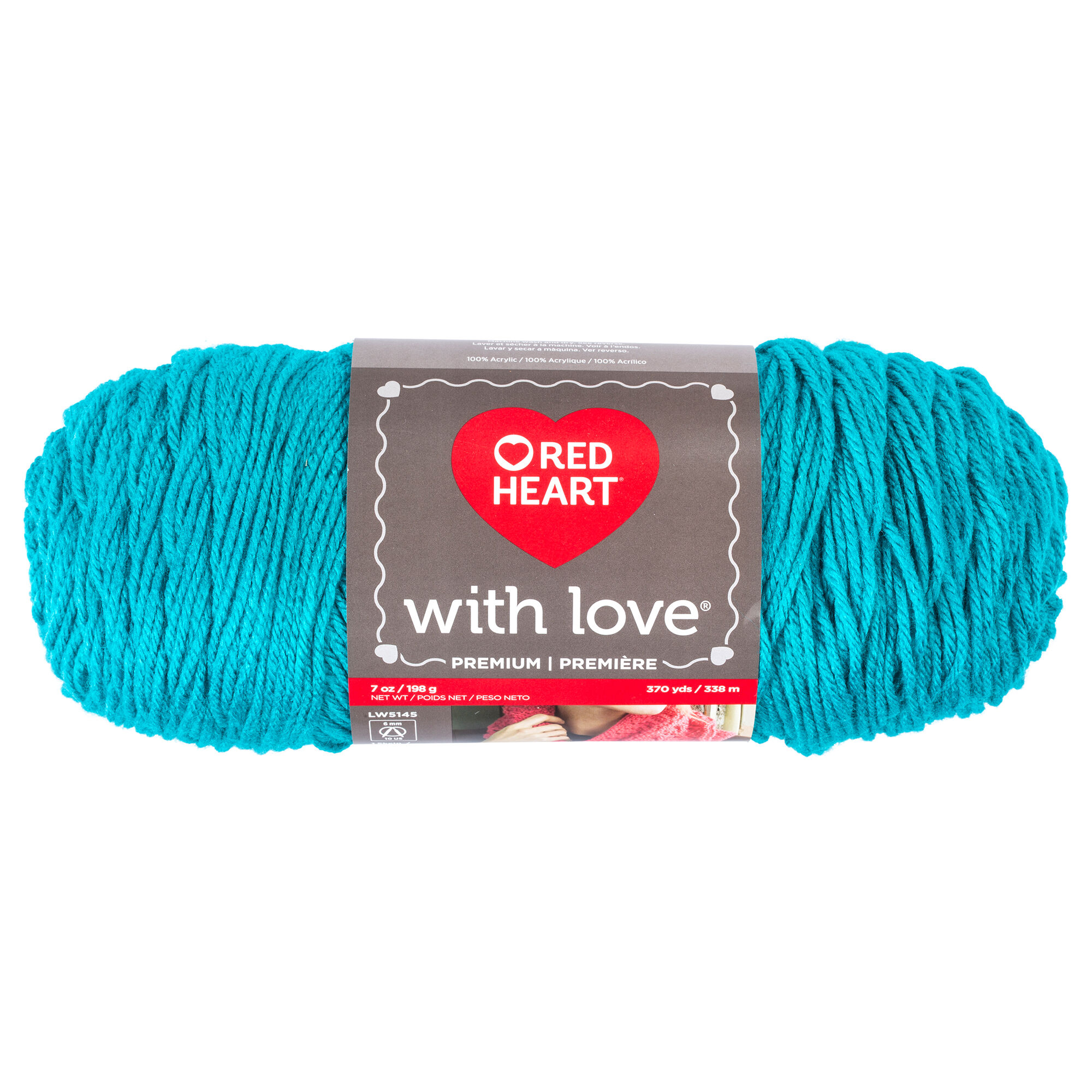 Red Heart With Love Yarn Santorini Yarnspirations