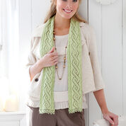 Go to Product: Aunt Lydia's Twisty Lace Scarf in color