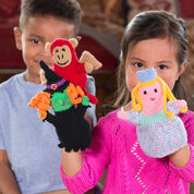 Go to Product: Red Heart Puppets for Play in color