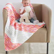 Go to Product: Bernat Kiddie Corner Baby Blanket in color