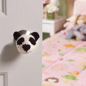 Red Heart Panda Doorknob Cozy