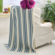 Go to Product: Red Heart Blue Ice Throw in color