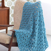 Patons Light and Airy Afghan