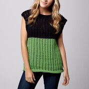 Go to Product: Bernat Fresh Mesh Top, XS/S in color