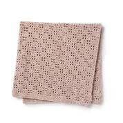 Go to Product: Bernat Velvety Filet Crochet Baby Blanket in color