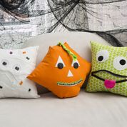 Coats & Clark Halloween Cushion Trio