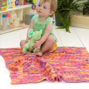 Go to Product: Red Heart Broomstick Lace Baby Blanket in color