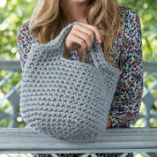 Red Heart Charming Tote