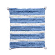 Go to Product: Bernat Alize EZ Garter Stitch Baby Blanket in color