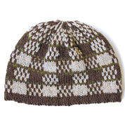 Patons Check Mate Fair Isle Hat