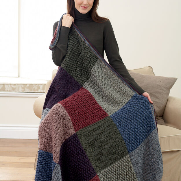 Bernat All Colors Afghan