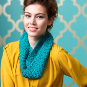 Go to Product: Red Heart Puff Stitch Cowl in color