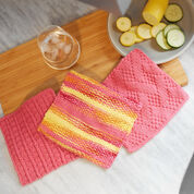 Go to Product: Red Heart Sailor's Rib Stitch Washcloth in color