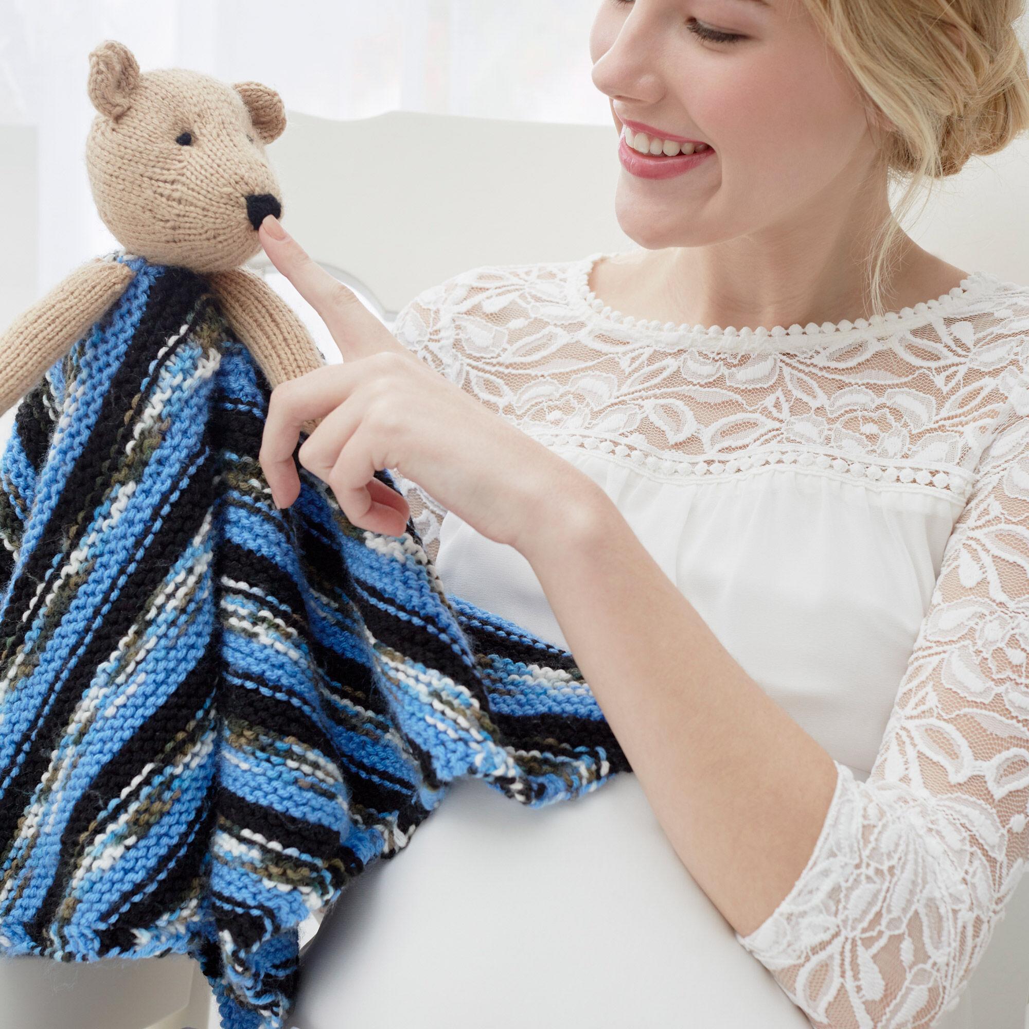 The Cuddliest Crochet Bear Lovey • Sewrella | 2000x2000