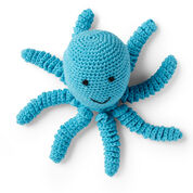 Red Heart Preemie Crochet Octopus