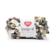 Go to Product: Red Heart Loop-It Yarn (100 g/3.5 oz) in color Mixtaupe