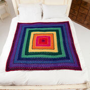 Go to Product: Red Heart Bright Squares Art Throw in color