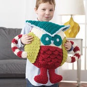 Go to Product: Bernat Huggable Owl Pillow in color