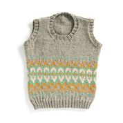 Go to Product: Patons High Park Knit Vest, XS/S in color