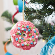 Go to Product: Red Heart Dangling Donut Ornament in color