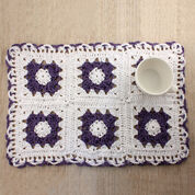 Lily Sugar'n Cream Lacy Flower Placemat