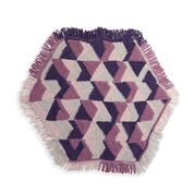 Go to Product: Bernat Watercolor Knit Blanket in color